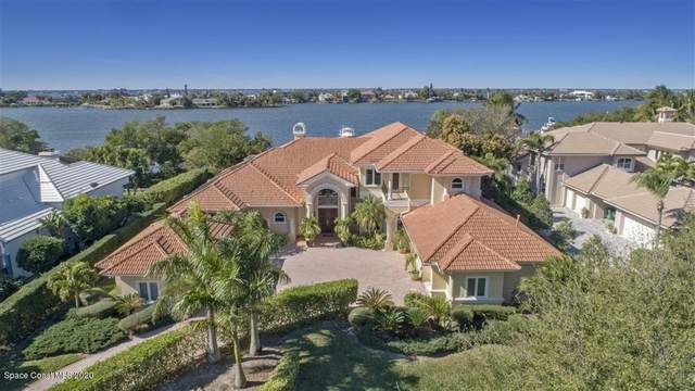 111 Lansing Island Drive, Indian Harbour Beach, FL 32937 (MLS #867614) :: Premium Properties Real Estate Services