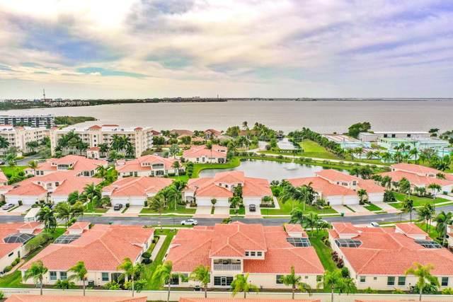 8669 Villanova Drive #502, Cape Canaveral, FL 32920 (MLS #867623) :: Premium Properties Real Estate Services