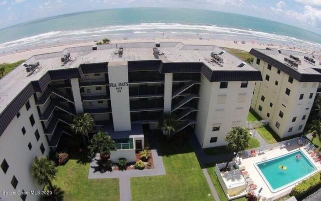 4570 Ocean Beach Boulevard #101, Cocoa Beach, FL 32931 (MLS #867650) :: Engel & Voelkers Melbourne Central