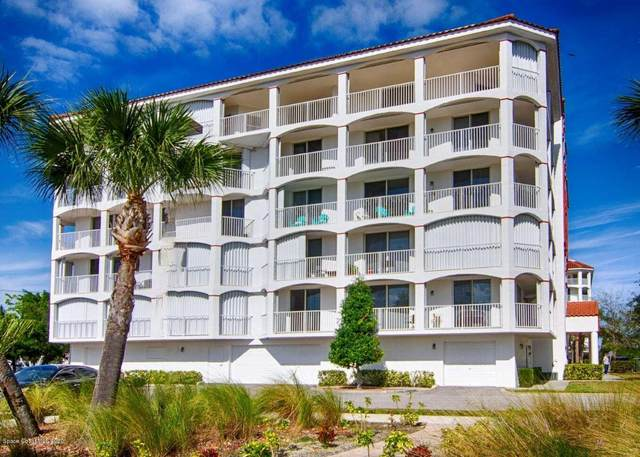 820 Del Rio Way #203, Merritt Island, FL 32953 (MLS #867723) :: Blue Marlin Real Estate