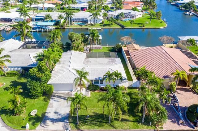 448 Carmine Drive, Cocoa Beach, FL 32931 (MLS #867733) :: Premium Properties Real Estate Services