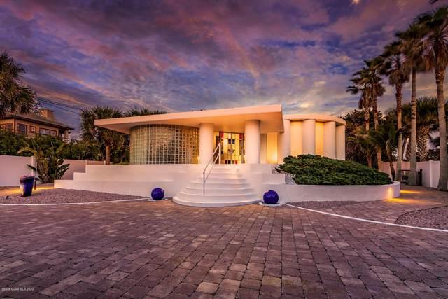 2305 S Atlantic Avenue S, Cocoa Beach, FL 32931 (MLS #867760) :: Premium Properties Real Estate Services