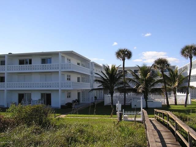 4800 Ocean Beach Boulevard #221, Cocoa Beach, FL 32931 (MLS #867767) :: Blue Marlin Real Estate