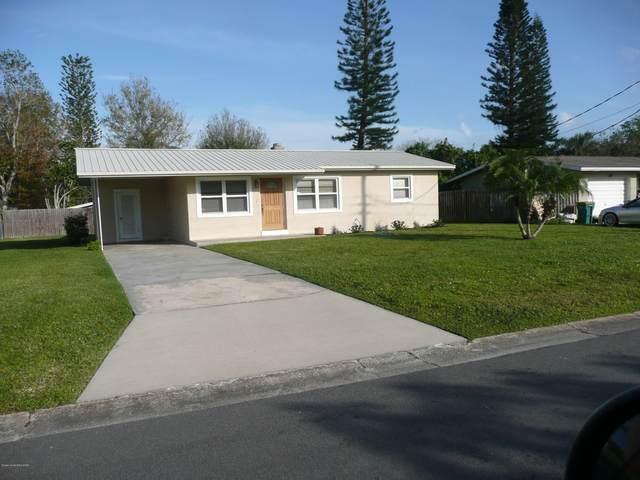 160 Monaco Road, West Melbourne, FL 32904 (MLS #867768) :: Coldwell Banker Realty