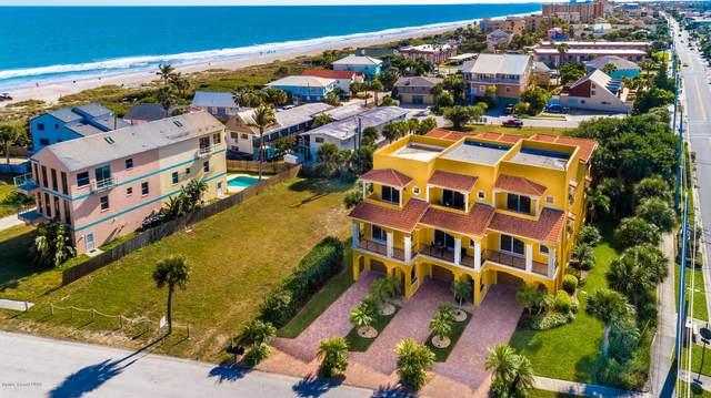 603 Washington Avenue #1, Cape Canaveral, FL 32920 (MLS #867775) :: Premium Properties Real Estate Services
