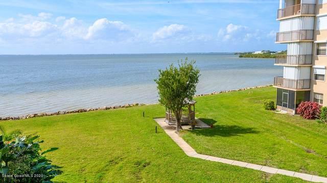 201 International Drive #633, Cape Canaveral, FL 32920 (MLS #867778) :: Premium Properties Real Estate Services