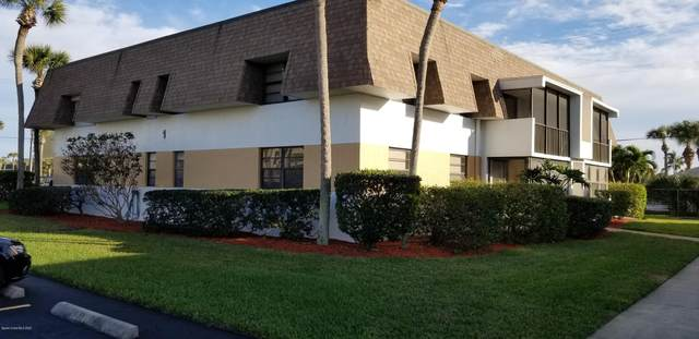 2700 N Highway A1a 1-103, Indialantic, FL 32903 (MLS #867861) :: Blue Marlin Real Estate