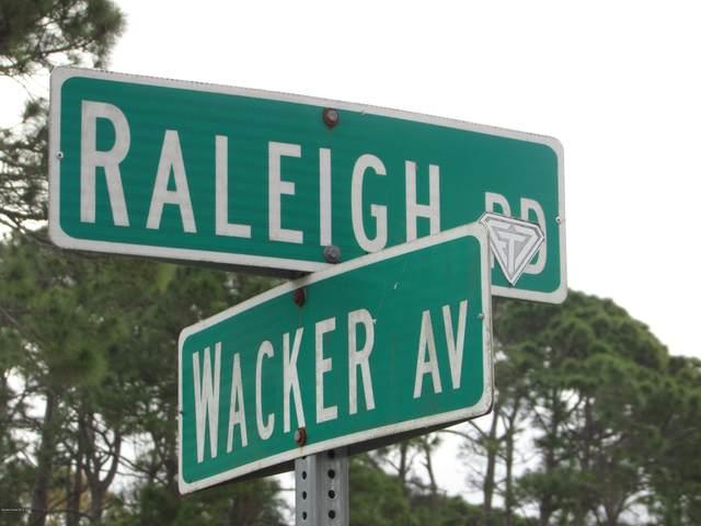 1650 Wacker Avenue SE, Palm Bay, FL 32909 (MLS #867884) :: Premier Home Experts