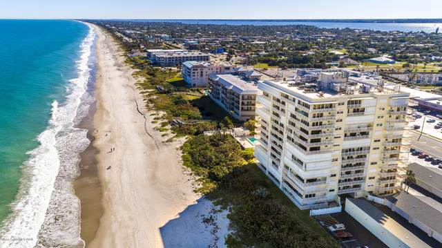 877 N Highway A1a #104, Indialantic, FL 32903 (MLS #867890) :: Premium Properties Real Estate Services