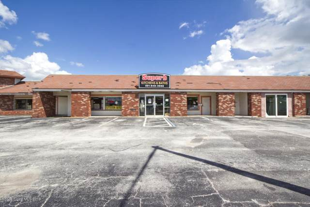 1050 W King Street W, Cocoa, FL 32922 (MLS #867904) :: Blue Marlin Real Estate