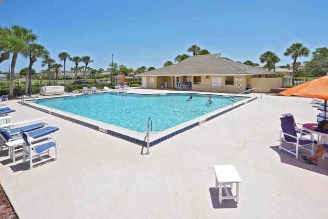 1031 Abada Court NE #103, Palm Bay, FL 32905 (MLS #867915) :: Premium Properties Real Estate Services