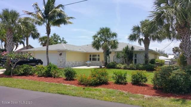 335 Arrowhead Lane, Melbourne Beach, FL 32951 (MLS #867948) :: Premium Properties Real Estate Services