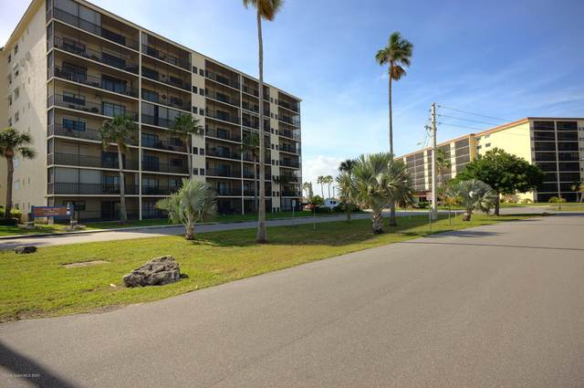 520 Palm Springs Boulevard #501, Indian Harbour Beach, FL 32937 (MLS #867961) :: Premium Properties Real Estate Services