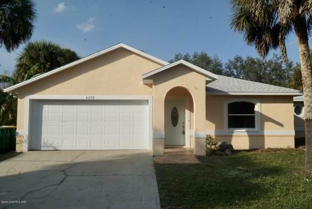 4390 Seville Avenue, Cocoa, FL 32926 (MLS #868037) :: Armel Real Estate