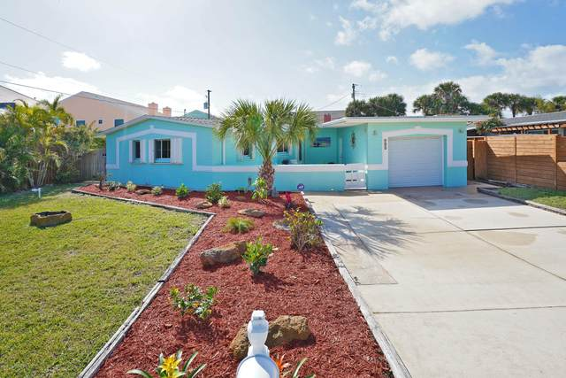 295 Garfield Avenue, Cocoa Beach, FL 32931 (MLS #868086) :: Premium Properties Real Estate Services