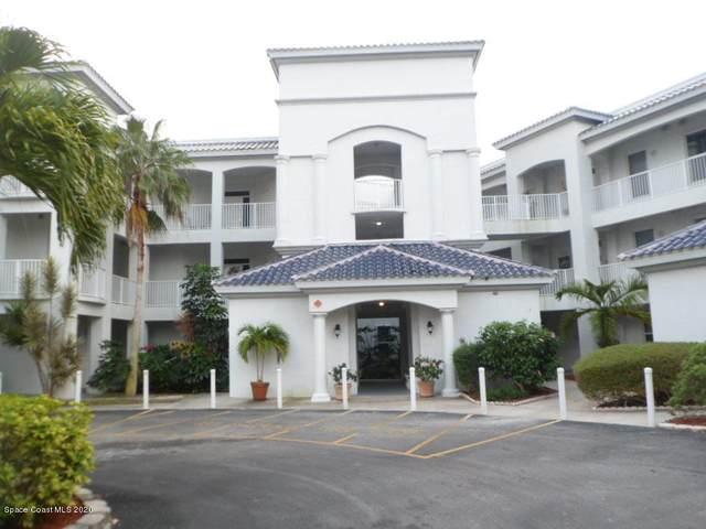 420 Moore Park Lane #105, Merritt Island, FL 32952 (MLS #868096) :: Blue Marlin Real Estate