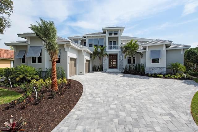 211 Crystal Bay Lane, Melbourne Beach, FL 32951 (MLS #868108) :: Premium Properties Real Estate Services