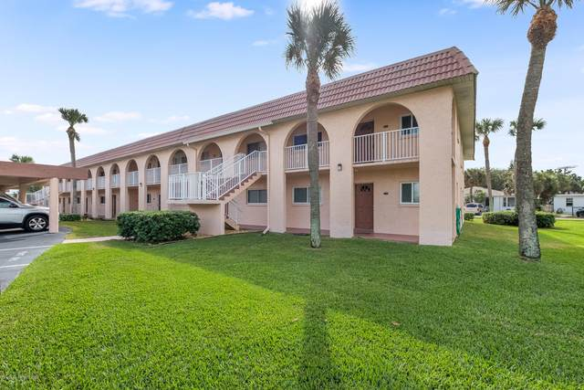 8000 Ridgewood Avenue #215, Cape Canaveral, FL 32920 (MLS #868167) :: Premium Properties Real Estate Services