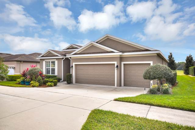 724 Lake Douglas Drive, Groveland, FL 34736 (MLS #868169) :: Premium Properties Real Estate Services