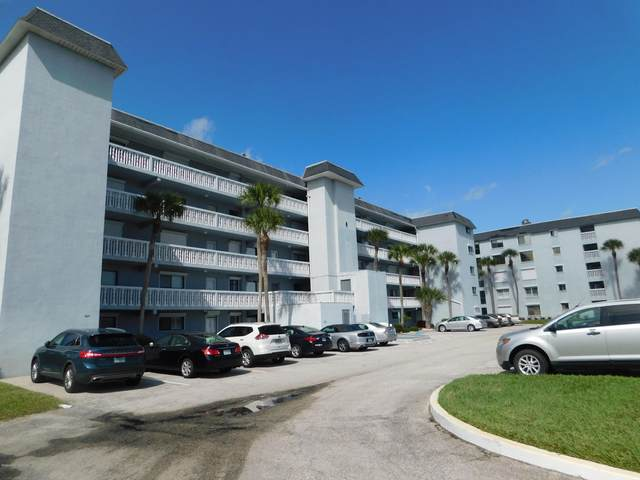 3799 S Banana River Boulevard #807, Cocoa Beach, FL 32931 (MLS #868227) :: Premium Properties Real Estate Services