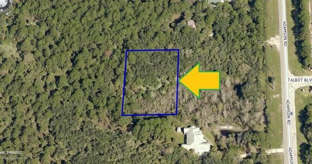 0000 No Access - Near Adamson Road, Cocoa, FL 32926 (MLS #868254) :: Premium Properties Real Estate Services