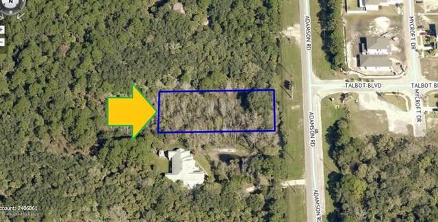 0000 Adamson Road, Cocoa, FL 32926 (MLS #868255) :: Premium Properties Real Estate Services