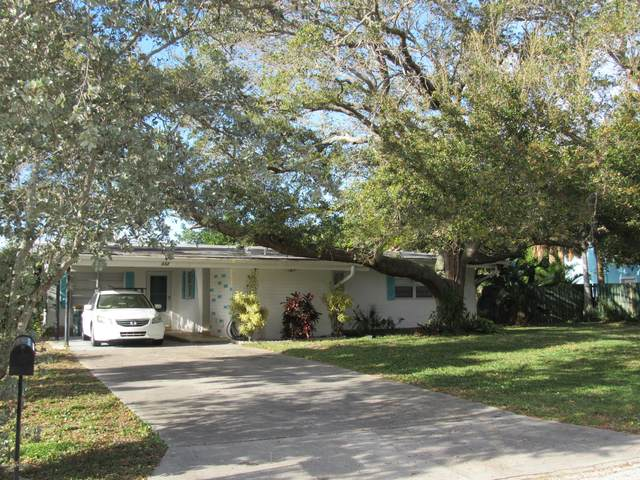 332 Eighth Avenue, Indialantic, FL 32903 (MLS #868277) :: Premium Properties Real Estate Services