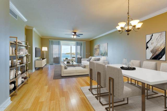 490 Sail Lane #302, Merritt Island, FL 32953 (MLS #868500) :: Blue Marlin Real Estate