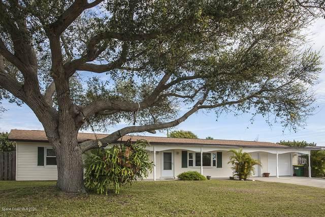 209 Curacau Drive, Cocoa Beach, FL 32931 (MLS #868511) :: Premium Properties Real Estate Services