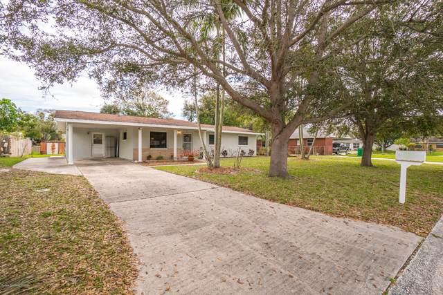 410 Woodland Street, Merritt Island, FL 32953 (MLS #868556) :: Premium Properties Real Estate Services