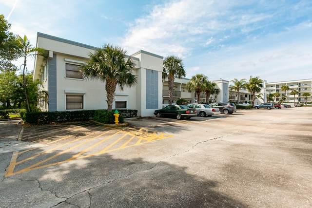 3165 N Atlantic Avenue C103, Cocoa Beach, FL 32931 (MLS #868563) :: Blue Marlin Real Estate