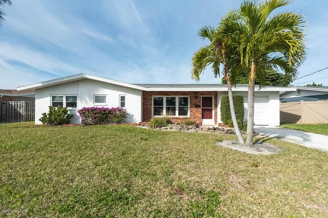 104 Deleon Road, Cocoa Beach, FL 32931 (MLS #868564) :: Premium Properties Real Estate Services