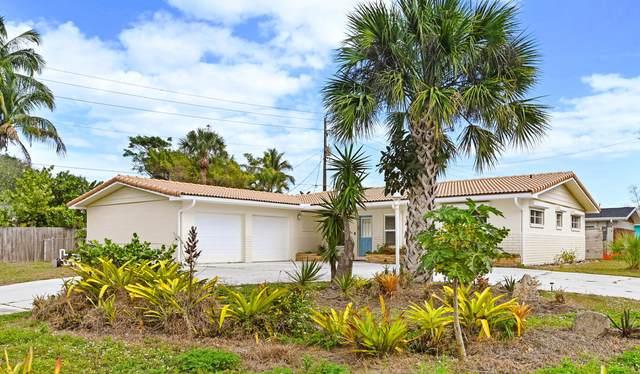 470 Watson Drive, Indialantic, FL 32903 (MLS #868593) :: Premium Properties Real Estate Services
