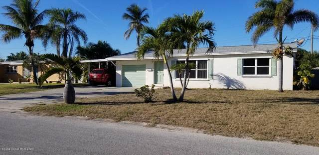 125 SE 3rd Street SE, Satellite Beach, FL 32937 (MLS #868632) :: Premium Properties Real Estate Services
