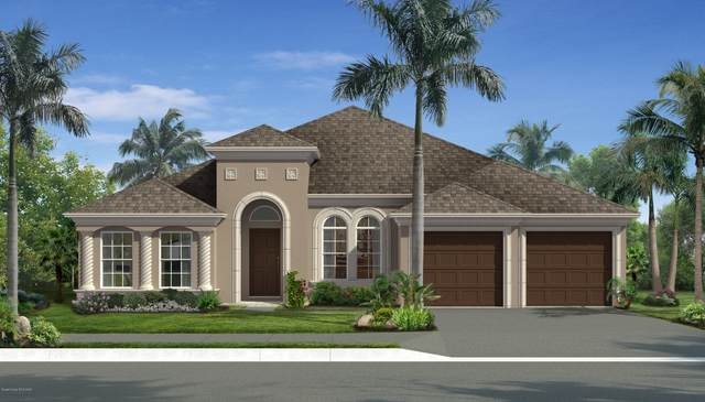 5190 Ambrosia Lane, Merritt Island, FL 32953 (MLS #868649) :: Blue Marlin Real Estate