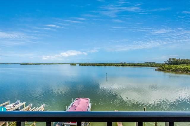 1825 Minutemen Causeway #301, Cocoa Beach, FL 32931 (MLS #868675) :: Premium Properties Real Estate Services