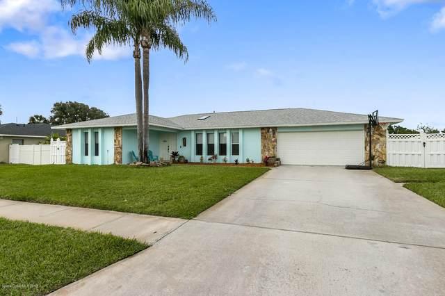 380 Maple Drive, Satellite Beach, FL 32937 (MLS #868718) :: Premium Properties Real Estate Services