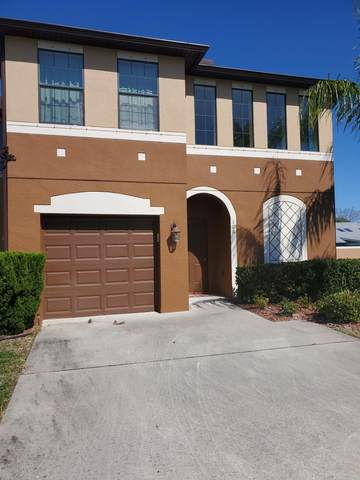 1395 Lara Circle #106, Rockledge, FL 32955 (MLS #868728) :: Premium Properties Real Estate Services