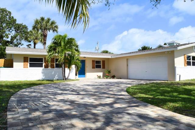 206 Timpoochee Drive, Indian Harbour Beach, FL 32937 (MLS #868734) :: Premium Properties Real Estate Services