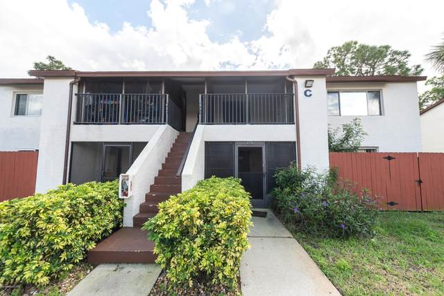 631 Ridge Club Drive #16, Melbourne, FL 32934 (MLS #868763) :: Premium Properties Real Estate Services