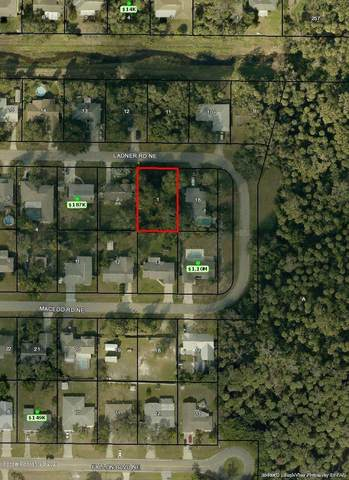 2264 Ladner Road NE, Palm Bay, FL 32907 (MLS #868774) :: Coldwell Banker Realty