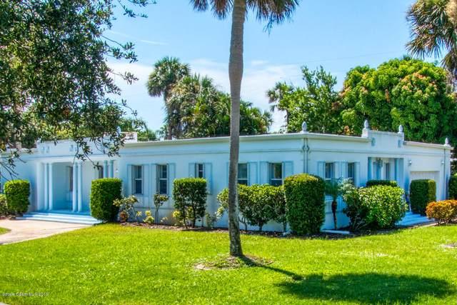 599 Seabreeze Drive, Indialantic, FL 32903 (MLS #868785) :: Premium Properties Real Estate Services