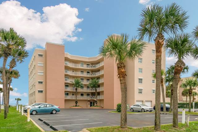 2805 N Highway A1a #502, Indialantic, FL 32903 (MLS #868797) :: Premium Properties Real Estate Services