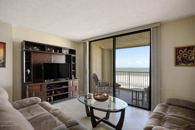 830 N Atlantic Avenue #1105, Cocoa Beach, FL 32931 (MLS #868798) :: Premium Properties Real Estate Services