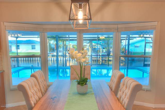411 Saint Georges Court, Satellite Beach, FL 32937 (MLS #868801) :: Premium Properties Real Estate Services