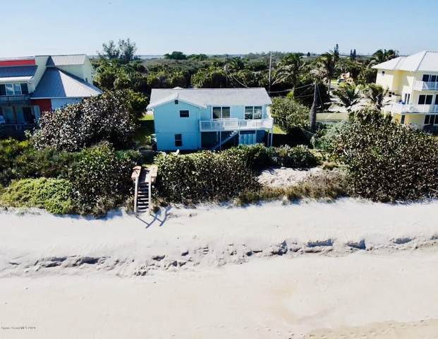 7737 S Highway A1a, Melbourne Beach, FL 32951 (MLS #868832) :: Premium Properties Real Estate Services