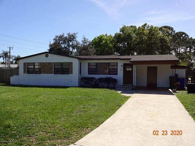 1001 Woodlawn Road, Rockledge, FL 32955 (MLS #868839) :: Premium Properties Real Estate Services