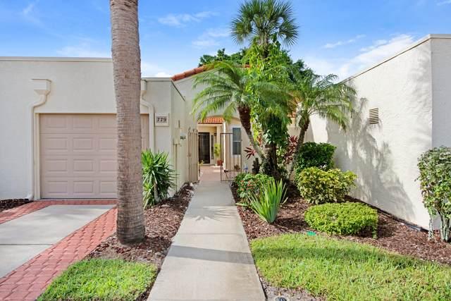779 Pine Island Drive, Melbourne, FL 32940 (MLS #868847) :: Premium Properties Real Estate Services