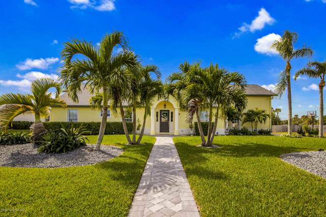 5080 Seiler Street, Melbourne Beach, FL 32951 (MLS #868857) :: Premium Properties Real Estate Services
