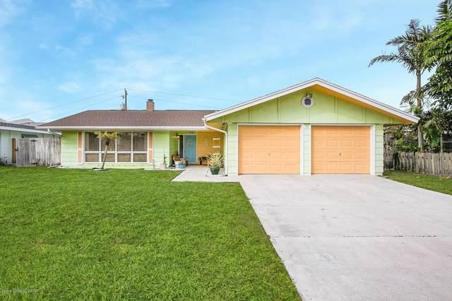 156 Washington Avenue, Indialantic, FL 32903 (MLS #868867) :: Premium Properties Real Estate Services